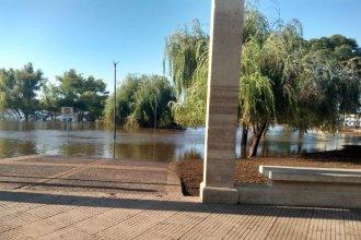 Sigue bajando el caudal evacuado por la represa y el Uruguay tiende a los 10 metros
