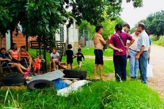 Con el río bajando, comienza el operativo retorno a casa en Concepción del Uruguay