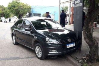Funcionario uruguayense sufrió un infarto al volante y chocó