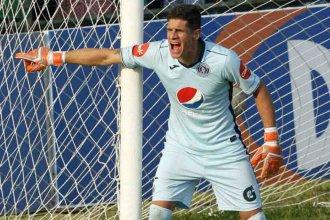 Arquero entrerriano podría nacionalizarse en Honduras para integrar su selección