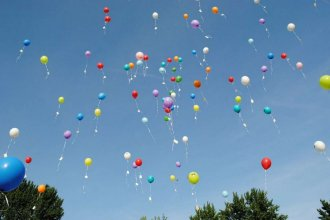 Un proyecto de Ley busca prohibir la suelta de globos con helio en Entre Ríos