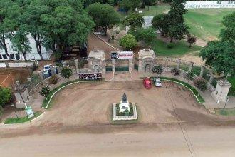 Colón: Así preparan al Parque Quirós para la 34° Fiesta Nacional de la Artesanía