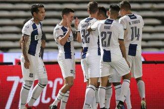 Antes de la Copa Libertadores, Leo Godoy hizo un gol para Talleres