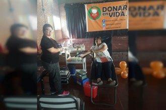 Consiguieron 120 donantes y el Garrahan vuelve a una ciudad entrerriana