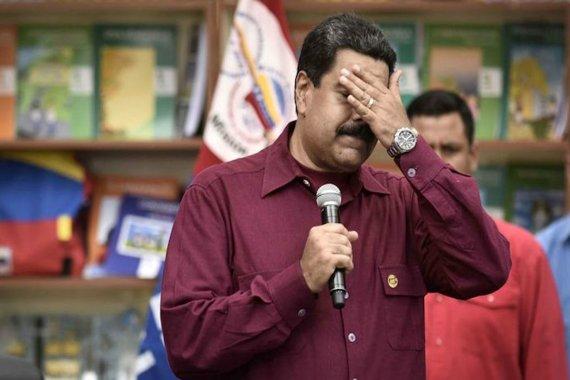 ¿Puede Maduro madurar?