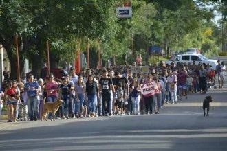 Marcha en Federal por Jésica: la autopsia reveló nuevos datos
