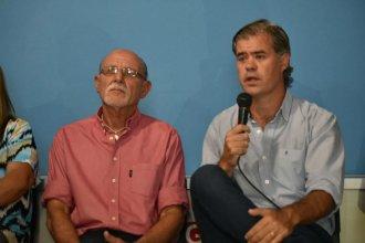 En plena campaña, Piaggio reveló su primer aliado político para la reelección