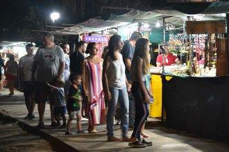 En la ciudad de la Fiesta de la Artesanía, hay artesanos disconformes con su ubicación