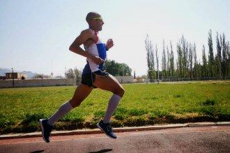 Martín Méndez mejoró su marca personal, pero no consiguió el pase a los Panamericanos
