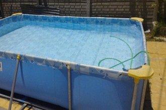 Un hombre discapacitado murió ahogado en la pileta a causa de una descompensación
