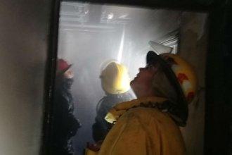 Alarma y preocupación: el Hospital Urquiza sufrió un principio de incendio