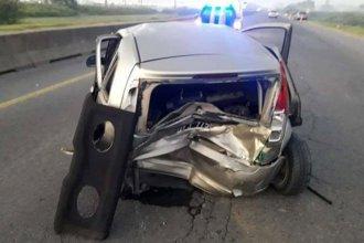 Familia entrerriana fue víctima de un accidente y posterior robo