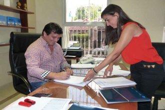 Un millón de pesos por vivienda: IAPV firmó contrato para construir 20 casas en La Criolla