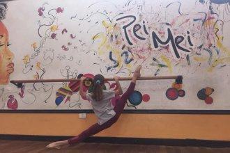 Con 12 años, bailarina entrerriana busca cumplir su sueño en Nueva York