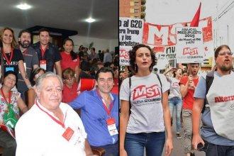 Sin alianzas: el socialismo y la izquierda, cada uno por su lado a los comicios