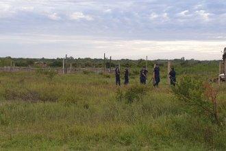 Gualeguaychú: desalojan un asentamiento de 30 familias