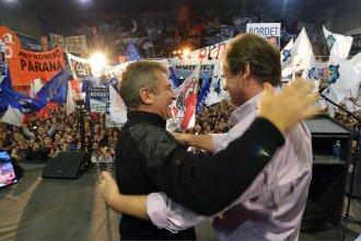 A través de Facebook, Urribarri felicitó a Bordet y resaltó el triunfo de un Peronismo unido