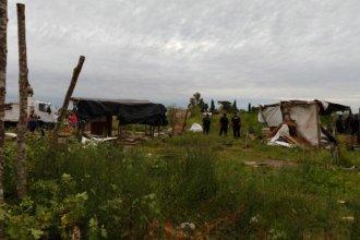 Hace cinco meses usurparon un terreno municipal hasta que sus casillas fueron destruidas