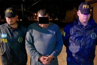 El hombre detenido mientras vendía drogas integró la Guardia Urbana de Concordia