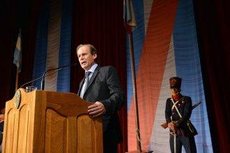 Ningún integrante de Cambiemos asistirá al discurso de Bordet ante la Asamblea Legislativa