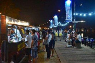 """Los """"food trucks"""" vuelven a la costanera de Concordia"""