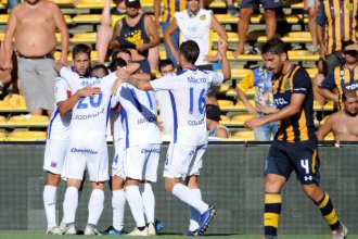Con golazo de un entrerriano, Tigre consiguió 3 puntos importantes en la lucha por la permanencia