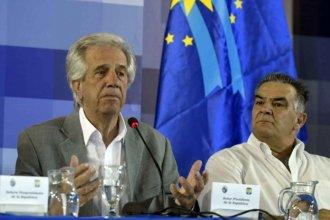 """La insólita frase de Tabaré Vázquez en defensa de UPM: """"No vi que nacieran niños con dos cabezas"""""""