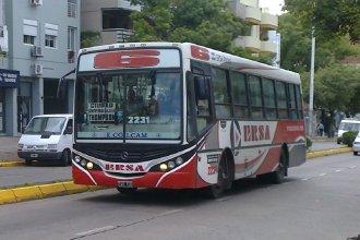 Si el paro de colectivos sigue, Buses Paraná solicitará la conciliación obligatoria