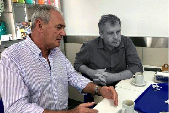 Galimberti se bajaría de su precandidatura a gobernador