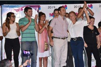 Lambert tiene candidatos: presentó al vice y los concejales con los que irá por la intendencia de Colón