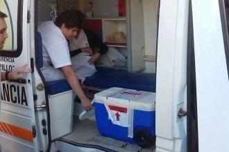 Otros cinco pacientes se trasplantan gracias a una nueva donación en la costa del Uruguay