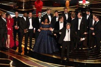 """La lista completa de los ganadores: """"Green Book"""", la mejor película"""