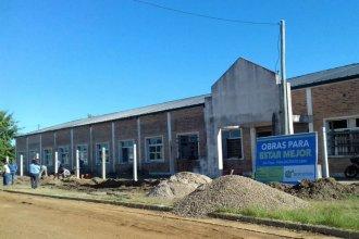Bordet anunció el comienzo de obras en la escuela que esperó 5 años