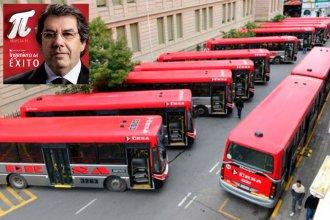 Empresa clave para el transporte público, con bienes inhibidos y su dueño con prohibición para salir del país