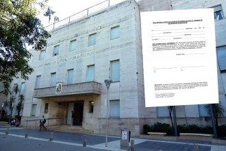Pide declaraciones juradas de libre acceso y que alcancen a familiares directos, en Municipalidad de Concordia