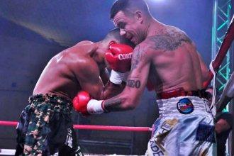 En su regreso al cuadrilátero, el entrerriano se consagró campeón latino