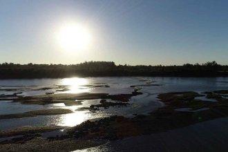 Salto Chico, un lugar de ensueño donde afloran los misterios que el Río Uruguay oculta bajo sus aguas
