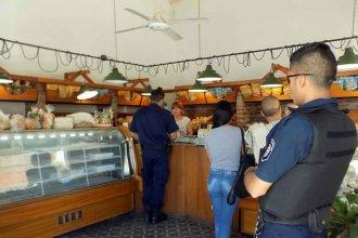 La inesperada reacción de una mujer frustró un robo a mano armada en una panadería de Concordia