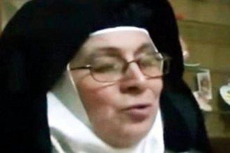 Hasta que no quede firme la sentencia, no habrá medidas restrictivas para la monja Toledo