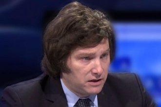 El economista Milei se enfureció al analizar un proyecto de ley presentado por un legislador entrerriano
