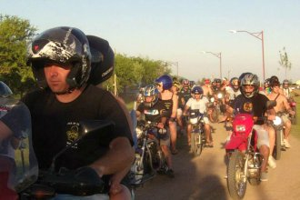 """""""Solo un camino"""" Moto Club: solidaridad y compañerismo sobre dos ruedas"""