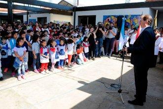 Dieron a conocer la escuela desde la que Bordet inaugurará el Ciclo Lectivo 2019