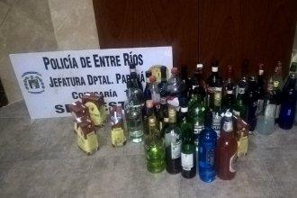 Peligroso festejo por el regreso a clases: 8 jóvenes internados por ingerir alcohol