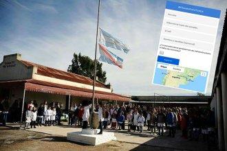 Lanzan una plataforma colaborativa para registrar los días sin clases en Entre Ríos y el país