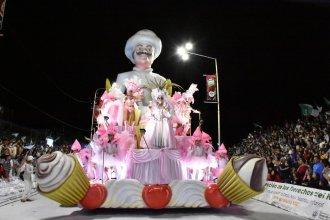 Concordia tiene nueva campeona del Carnaval