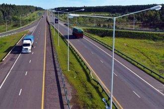 Fallas en el sistema de iluminación dejan a oscuras buena parte de la Autovía Artigas
