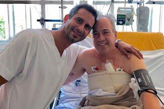 El médico que fue noticia por salvar la vida de turistas extranjeros visitará su Entre Ríos natal