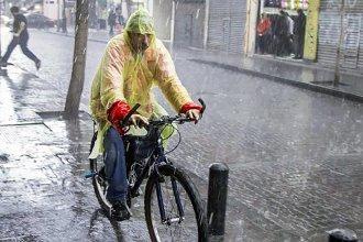 Alerta para Entre Ríos: se esperan tormentas para este jueves