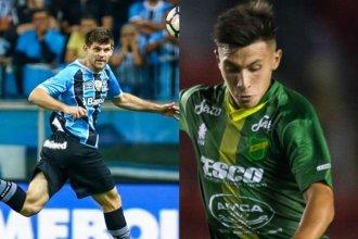 Un entrerriano sigue y el otro debuta, en la Selección Argentina