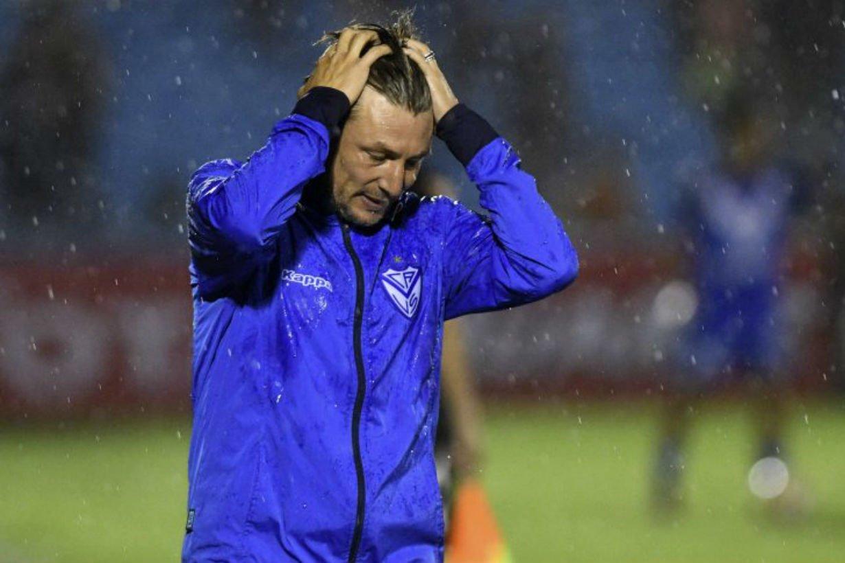 Heinze, incrédulo por la derrota contra Real Pilar